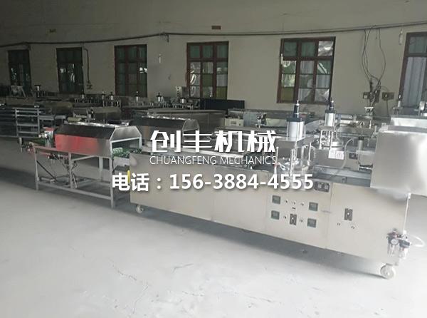 郑州全自动单饼机