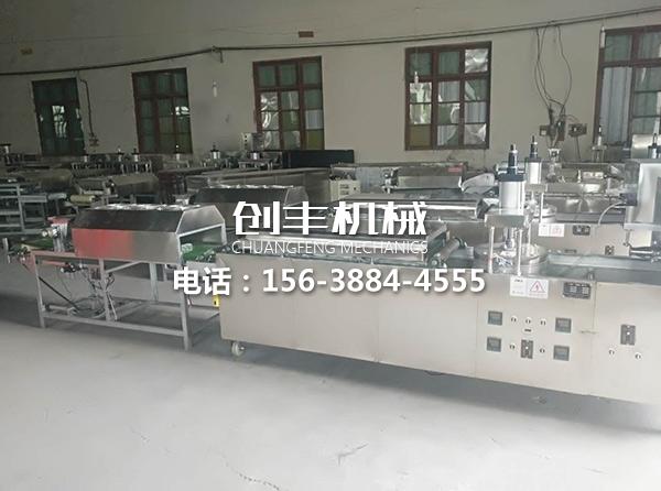 郑州全自动鸭饼机