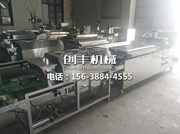 郑州压饼机